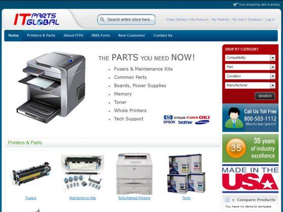 IT Parts Global